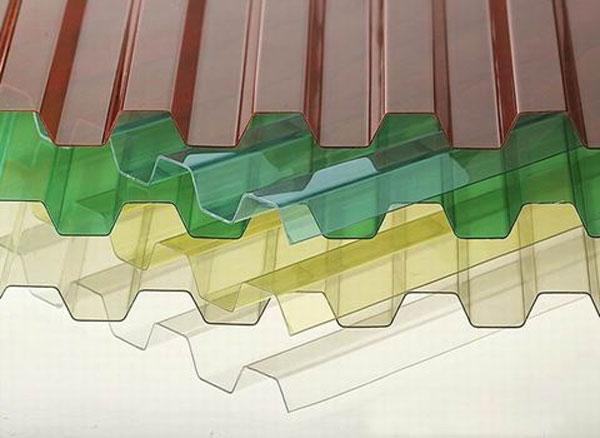 Профилированный поликарбонат